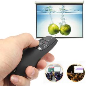 Wireless Presenter Pointer Remote Control Red Laser PPT
